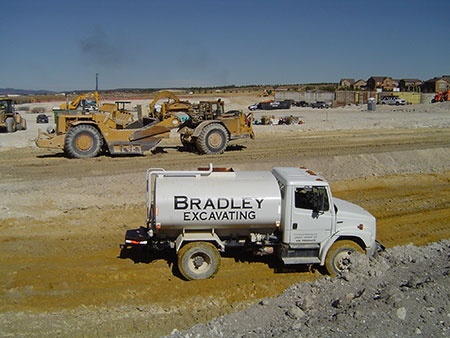 Bradley Excavating