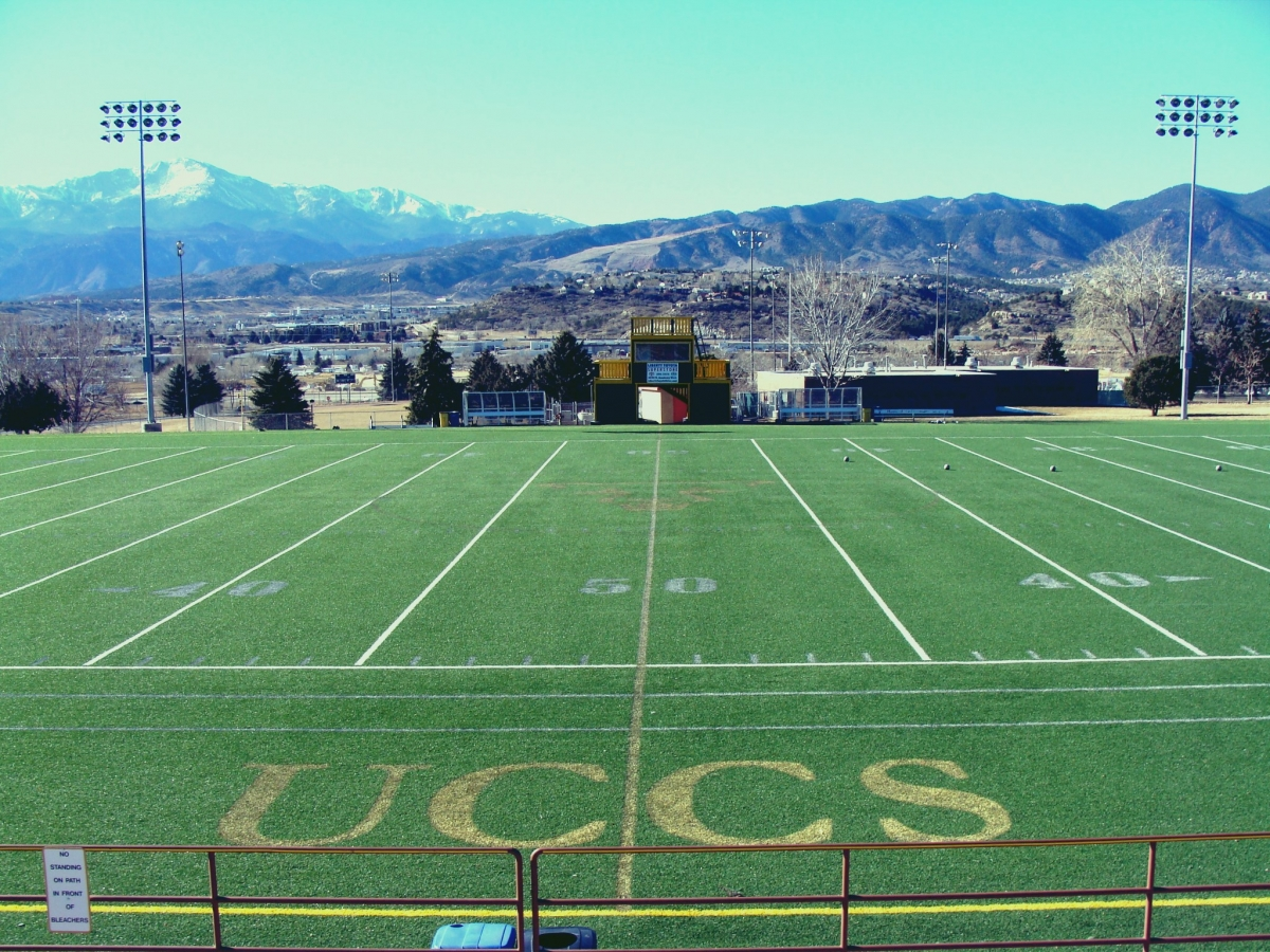 UCCS finished