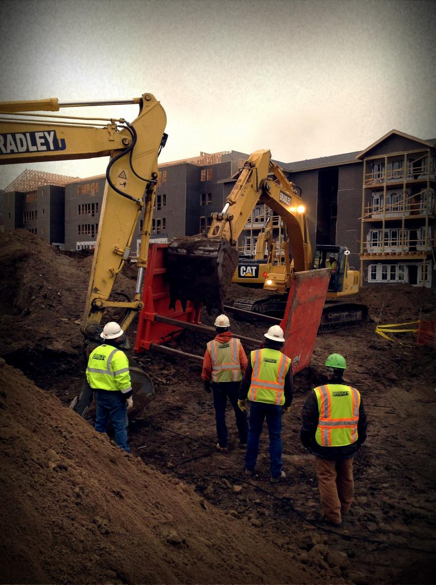 Excavators- Lofts